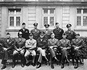 Amercian Generals WWII in Europe